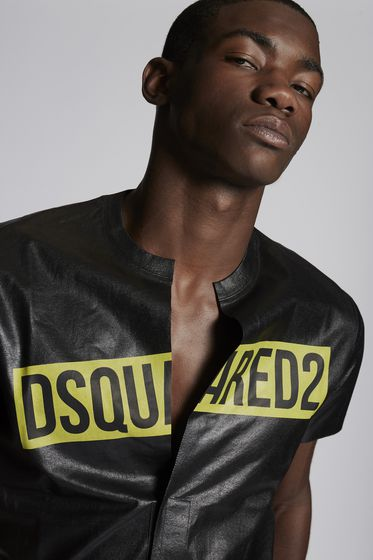 DSQUARED2 Short sleeve t-shirt [*** pickupInStoreShippingNotGuaranteed_info ***] S71GD0791S22507217 m