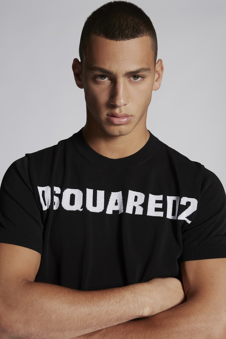 DSQUARED2 Dsquared2 Short Sleeves Pullover Pullover Man