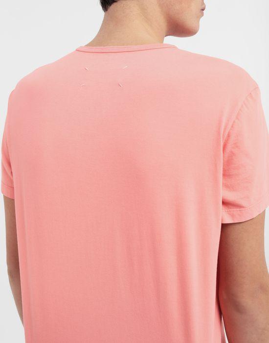 MAISON MARGIELA MM ロゴ プリント Tシャツ T シャツ [*** pickupInStoreShippingNotGuaranteed_info ***] b