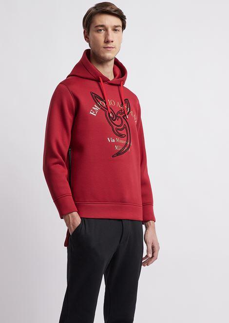 Scuba sweatshirt