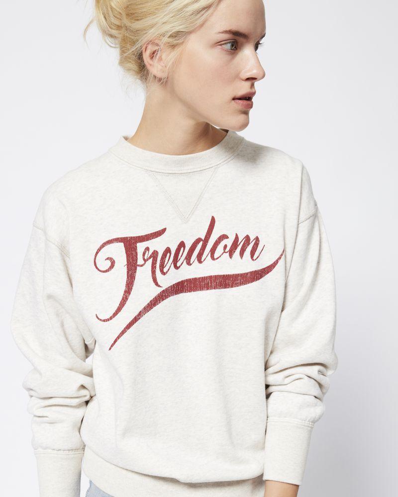 RISE sweatshirt ISABEL MARANT ÉTOILE