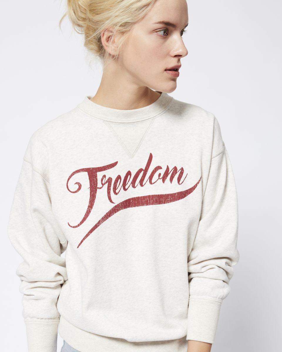 Isabel Marant - RISE sweatshirt - 2