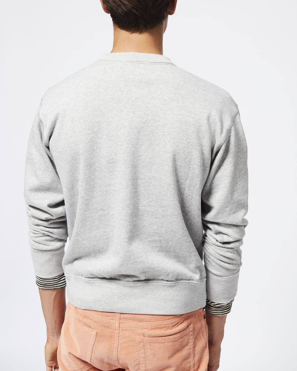 Isabel Marant - MIKE sweatshirt - 4