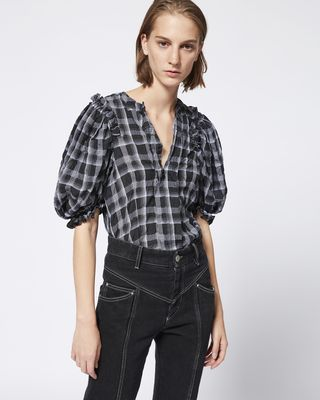 ISABEL MARANT TOP Woman ABIES top r