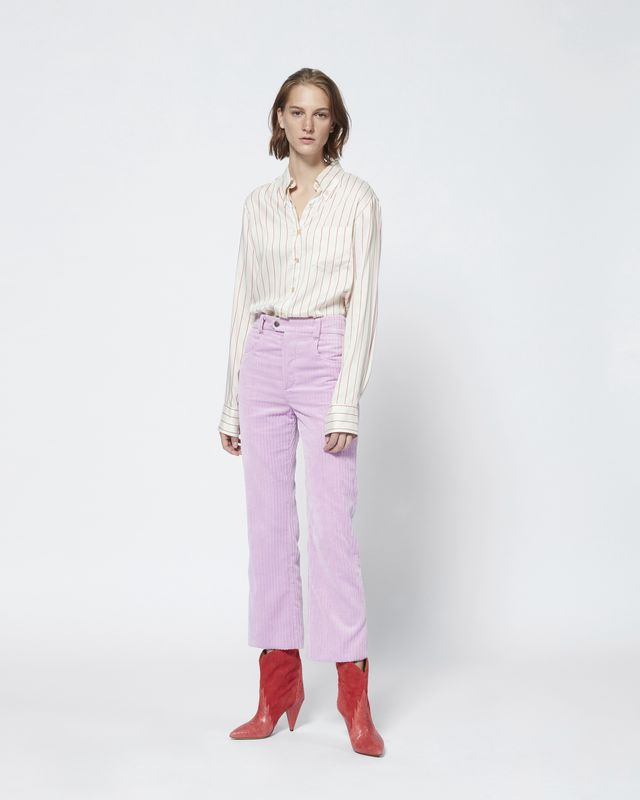Isabel Marant Womens Tops And Shirts Official E Store