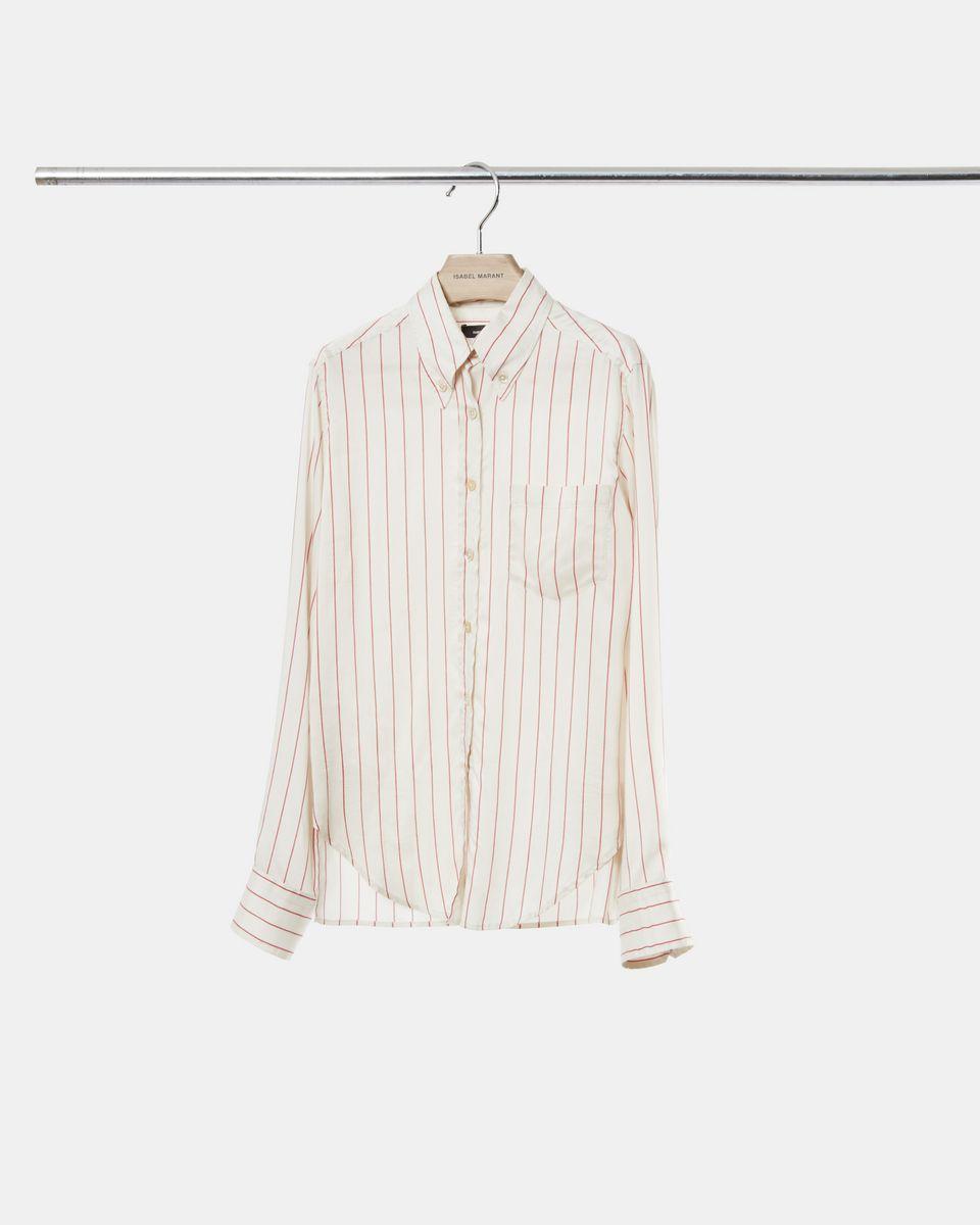 Isabel Marant - OURY blouse - 5