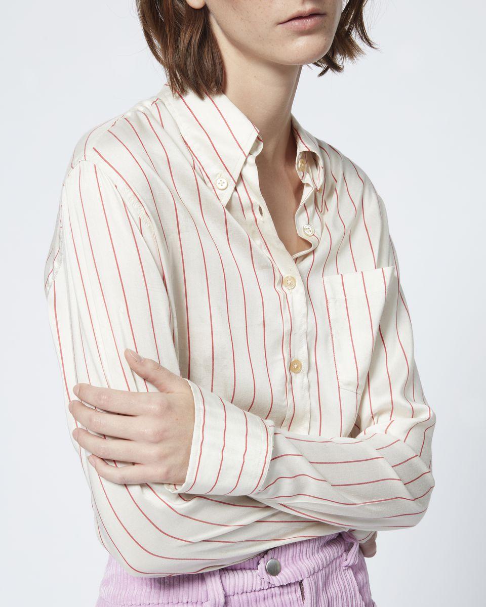 Isabel Marant - OURY blouse - 2