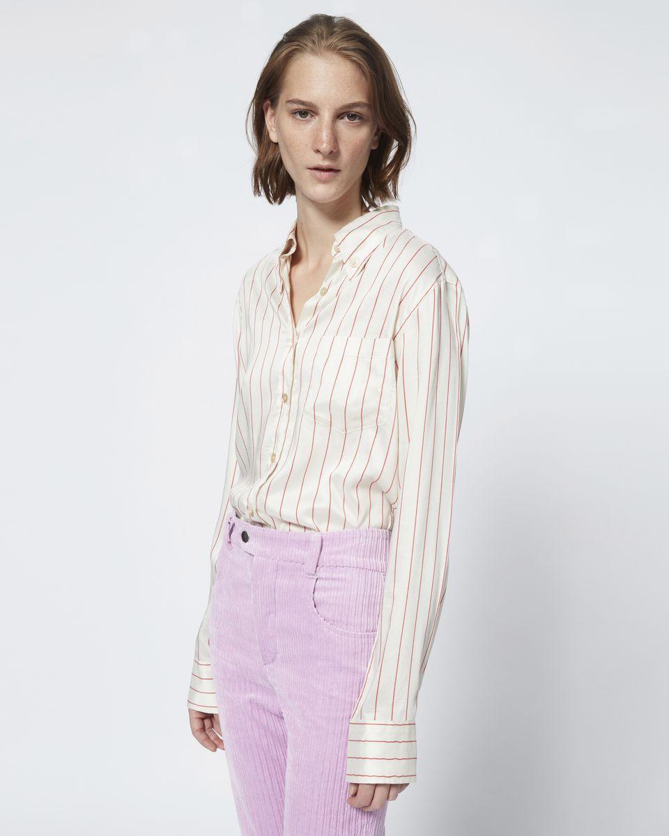Isabel Marant - OURY blouse - 3