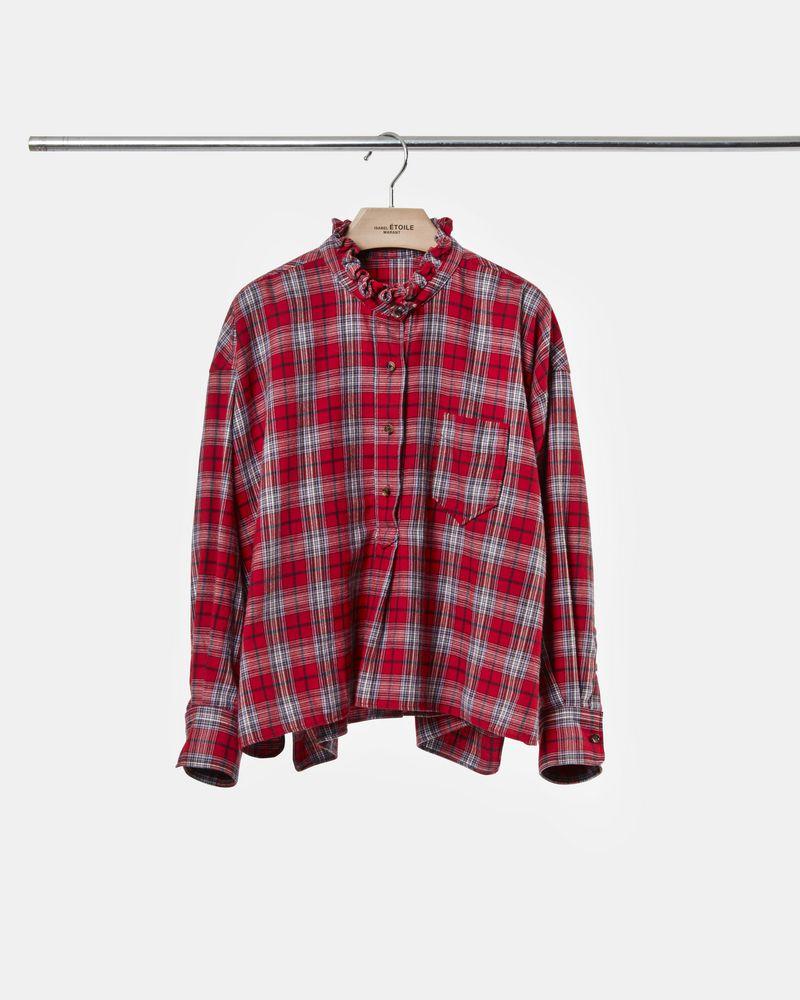 DRESDEN shirt ISABEL MARANT ÉTOILE