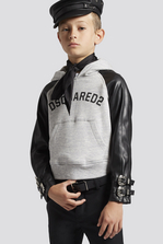DSQUARED2 Dsquared2 Bukle Hooded Sweatshirt Толстовка Для Мужчин