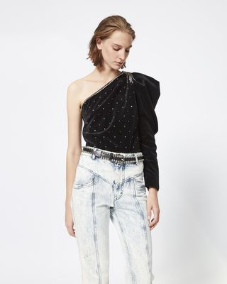 ISABEL MARANT TOP Woman ZEKE top r
