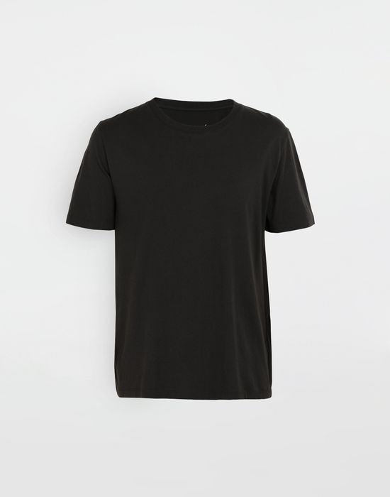 MAISON MARGIELA 3-pack Stereotype black T-shirt Short sleeve t-shirt [*** pickupInStoreShippingNotGuaranteed_info ***] f