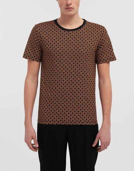 MAISON MARGIELA 3-pack Stereotype Diamond microprint T-shirt Short sleeve t-shirt Man b