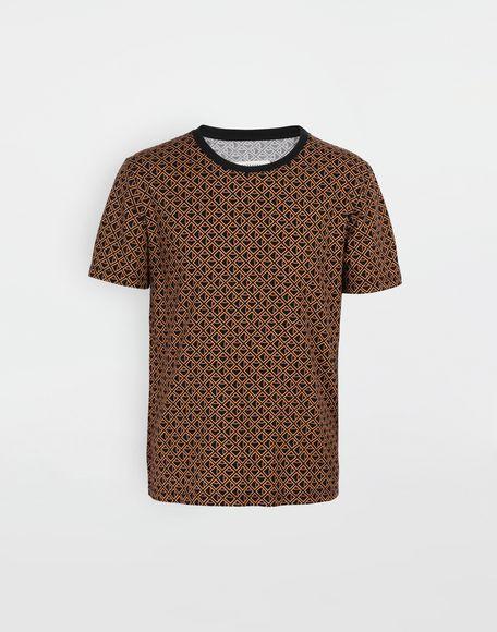 MAISON MARGIELA 3-pack Stereotype Diamond microprint T-shirt Short sleeve t-shirt Man f