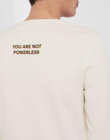 TOPS & TEES Logo print pullover