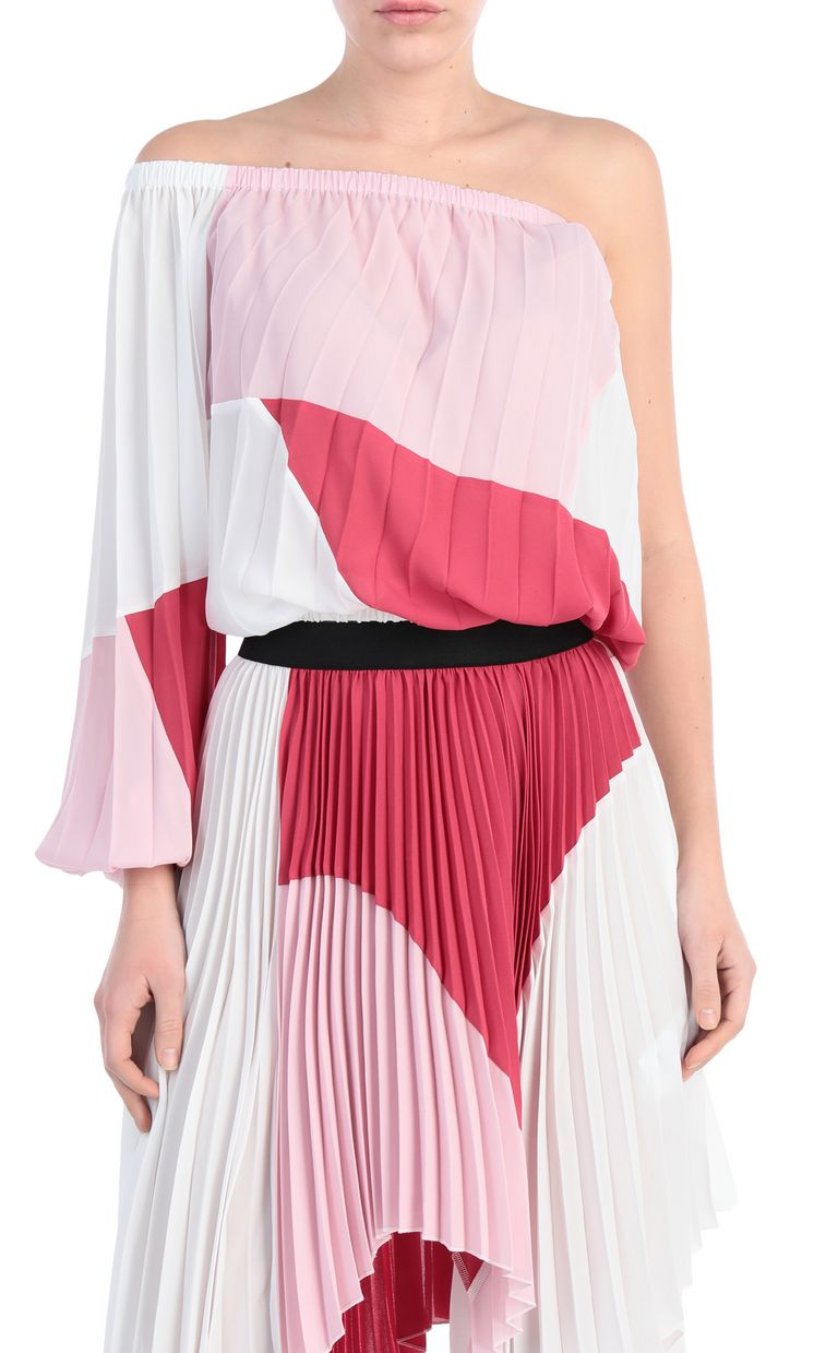 JUST CAVALLI Pleated top Top Woman f