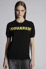 DSQUARED2 Dsquared2 Short Sleeves Pullover Pullover Woman