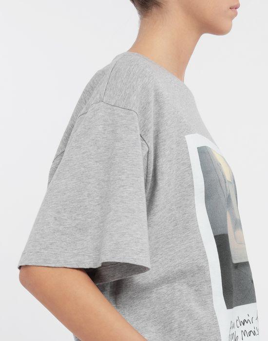MM6 MAISON MARGIELA Polaroid chair printed T-shirt Short sleeve t-shirt [*** pickupInStoreShipping_info ***] b