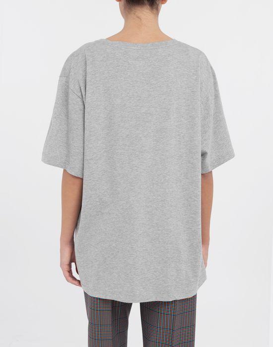 MM6 MAISON MARGIELA Polaroid chair printed T-shirt Short sleeve t-shirt [*** pickupInStoreShipping_info ***] e