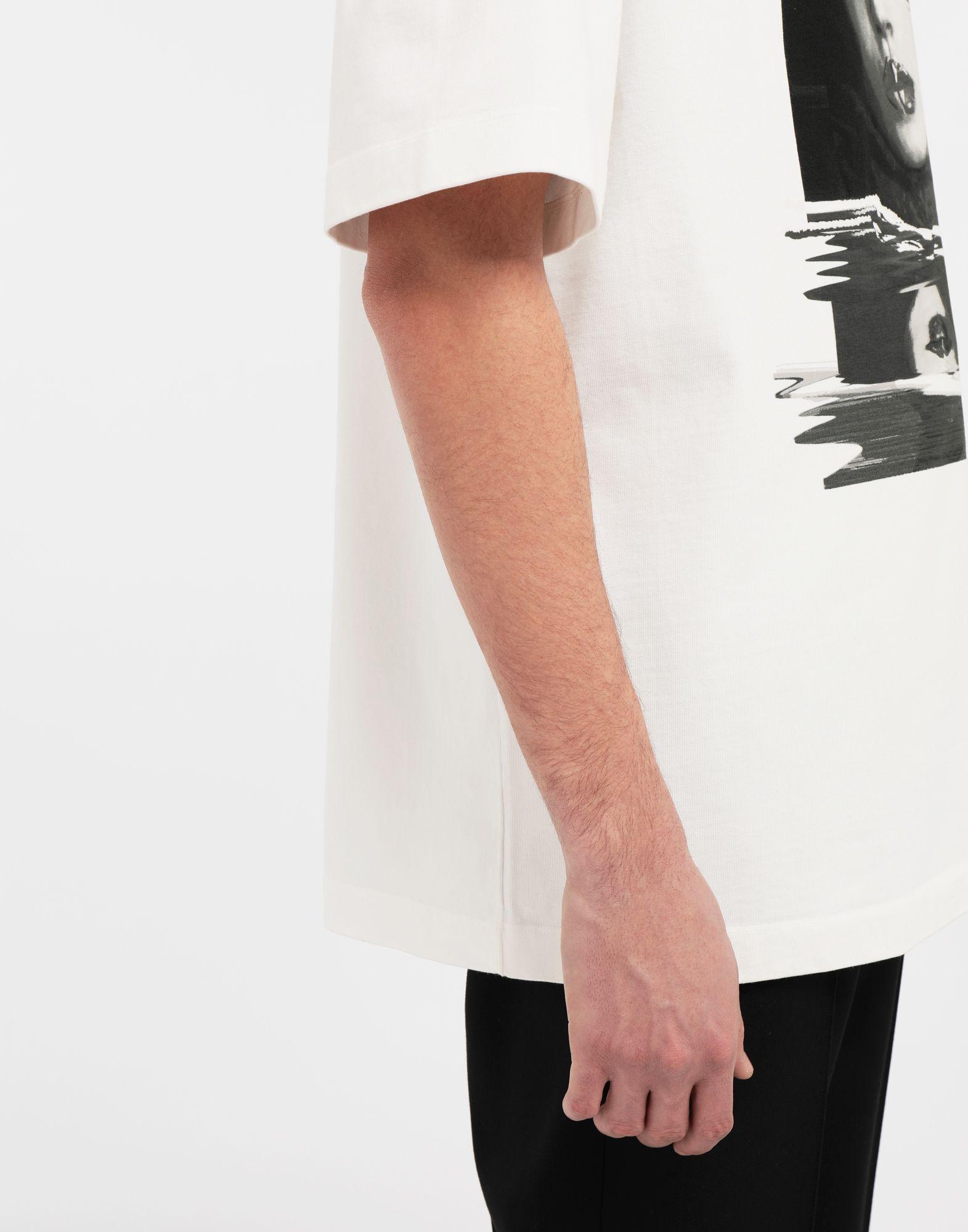 MAISON MARGIELA Graphic print T-shirt Short sleeve t-shirt Man b