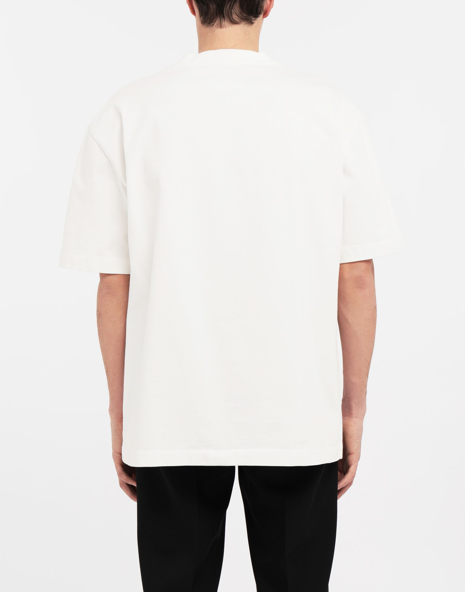 MAISON MARGIELA Graphic print T-shirt Short sleeve t-shirt Man e