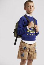 DSQUARED2 D2 Twin Scouts Sweatshirt Sweatshirt Man