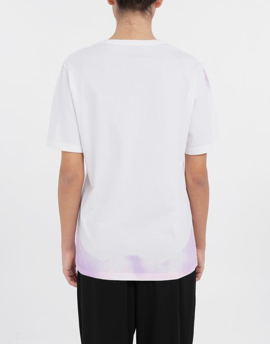 MM6 MAISON MARGIELA AIDS Charity tie-dye T-shirt Short sleeve t-shirt [*** pickupInStoreShipping_info ***] e