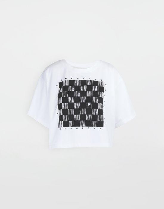 MM6 MAISON MARGIELA Board games print T-shirt Short sleeve t-shirt [*** pickupInStoreShipping_info ***] f