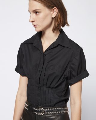 ISABEL MARANT SHIRT & BLOUSE Woman GRAMY shirt r