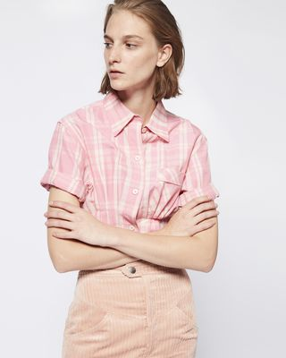 ISABEL MARANT SHIRT & BLOUSE Woman EMILY shirt r