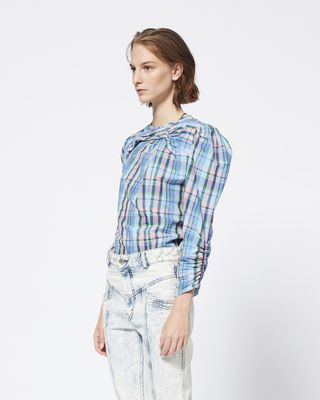 ISABEL MARANT TOP Woman ESMEE top r