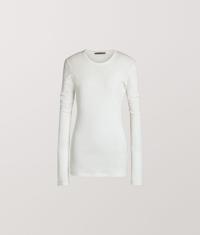 BOTTEGA VENETA T-SHIRT IN COTTON Shirt and T-Shirt [*** pickupInStoreShipping_info ***] fp