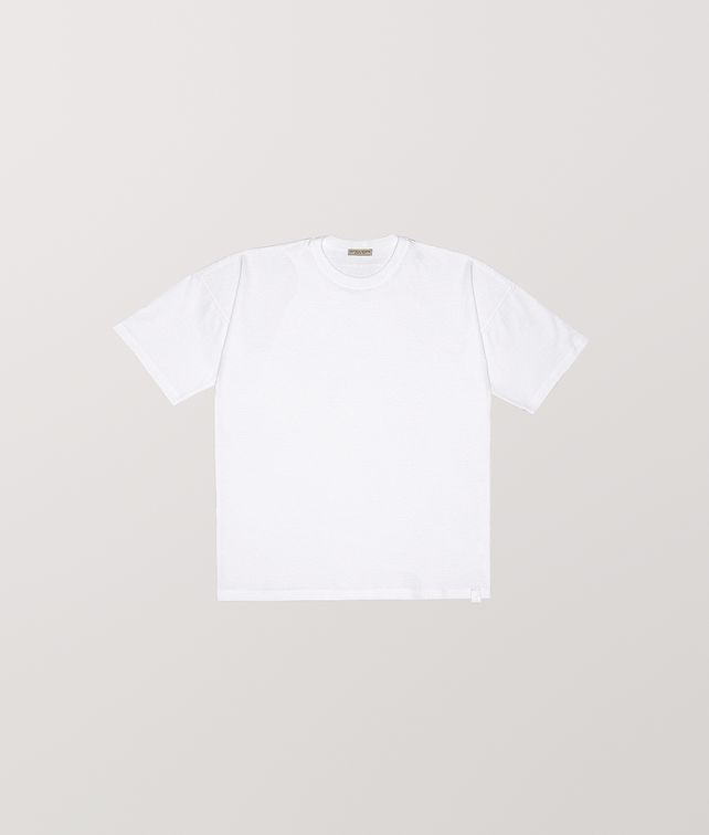 BOTTEGA VENETA T-SHIRT IN COTTON T-Shirts and Polos Man fp