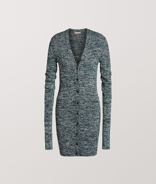 BOTTEGA VENETA LONG CARDIGAN IN COTTON Knitwear [*** pickupInStoreShipping_info ***] fp