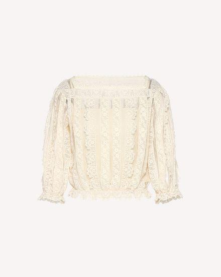 REDValentino Shirt Woman RR0AB00FVEP A03 a
