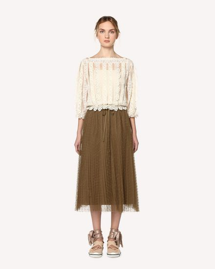 REDValentino Shirt Woman RR0AB00FVEP A03 f