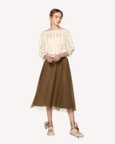 REDValentino RR0AB00FVEP A03 Shirt Woman d