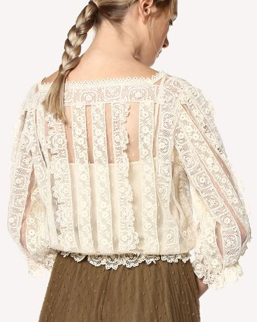 REDValentino RR0AB00FVEP A03 Shirt Woman e
