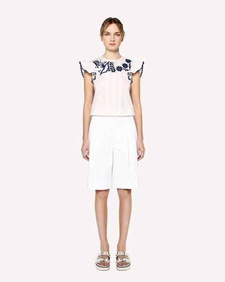 REDValentino Shirt Woman RR0AA00REDF BQ8 f