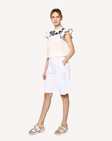 REDValentino RR0AA00REDF BQ8 Shirt Woman d