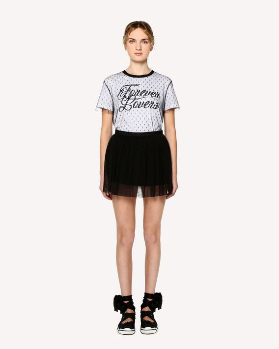 "REDValentino ""Forever Lovers"" printed T-shirt"