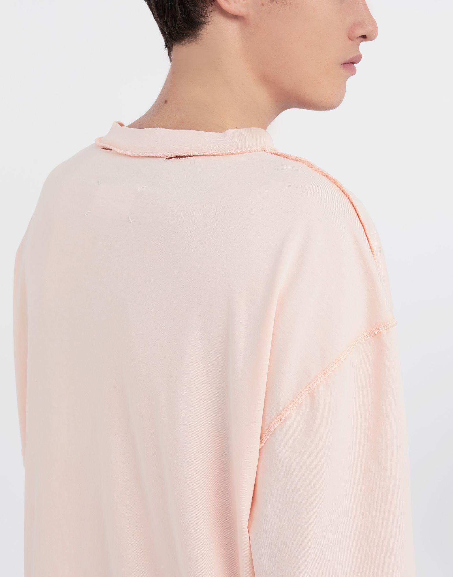 MAISON MARGIELA M logo printed T-shirt Short sleeve t-shirt Man b