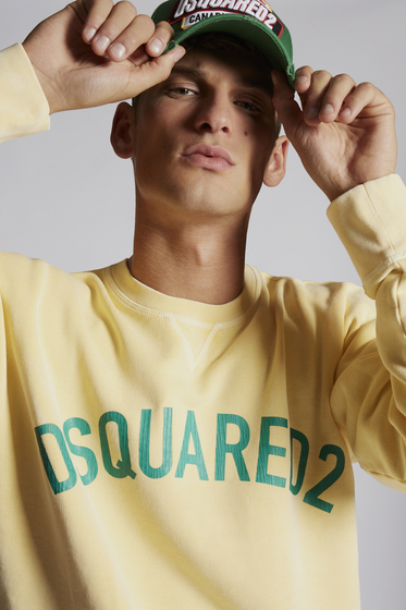 DSQUARED2 Sweatshirt Man S71GU0283S25030303 m