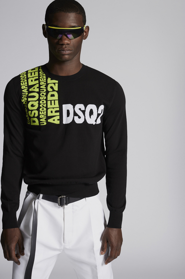 DSQUARED2 Pullover Man S74HA0955S16618900 m
