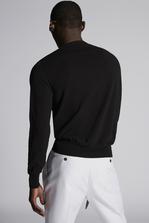 DSQUARED2 DSQ2 Cotton Pullover Джемпер Для Мужчин
