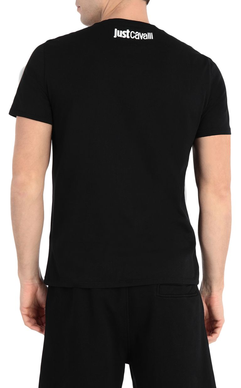 JUST CAVALLI Skull t-shirt Short sleeve t-shirt Man r