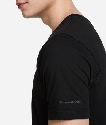 KARL LAGERFELD 2-PACK V-NECK T-SHIRTS