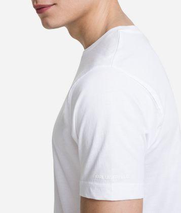 KARL LAGERFELD 2-PACK CREW NECK T-SHIRTS