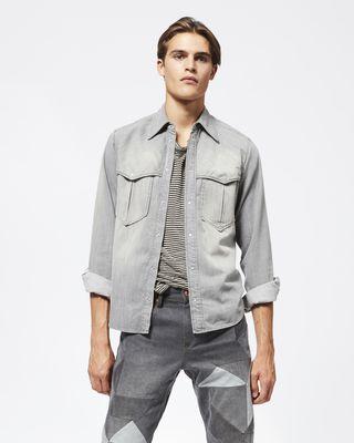 ISABEL MARANT SHIRT & BLOUSE Man ALICKSON shirt r