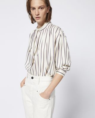 ISABEL MARANT SHIRT & BLOUSE Woman OGI blouse r